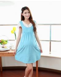Váy bà bầu cao cấp cho mẹ bầu hiện đại sành điệu trẻ trung