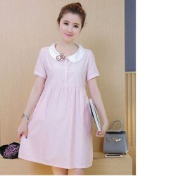 Váy bầu Hàn Quốc siêu kute