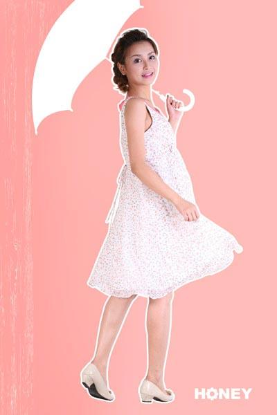 Váy bầu Honey mùa hè vô cùng độc đáo - www.TAICHINH2A.COM