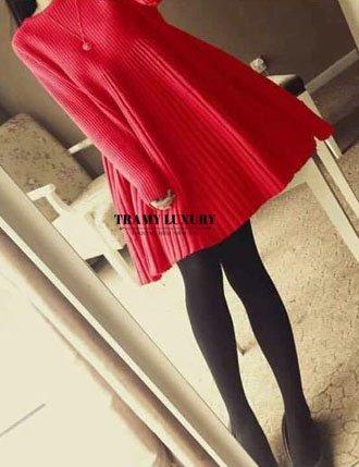 Váy bầu công sở TM03 họa tiết xinh xắn