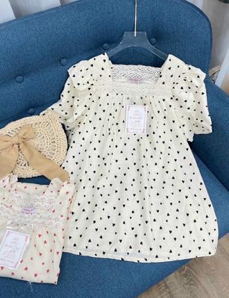Áo bầu đẹp baby doll công sở mềm mát