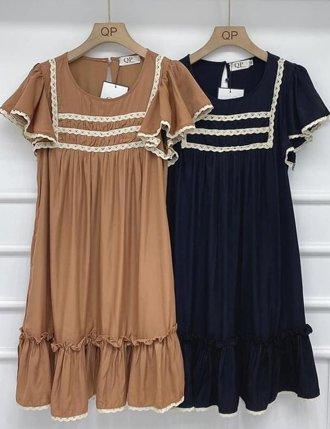 Đầm bầu đẹp công sở thanh lịch TM2406